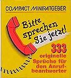 333 originelle Sprüche für den Anrufbeantworter