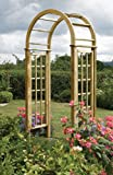 Rowlinson Round Top Arch (Garden & Outdoors)