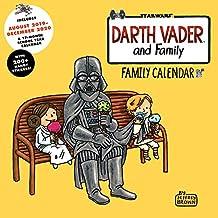 Darth Vader and Family 2020 Family Wall Calendar