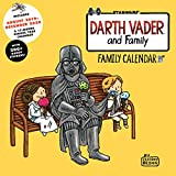 Darth Vader and Family 17 Month 2020 Calendar