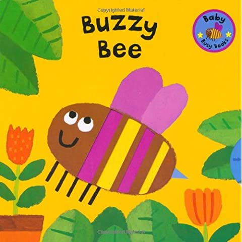 Baby Busy Books: Buzzy Bee