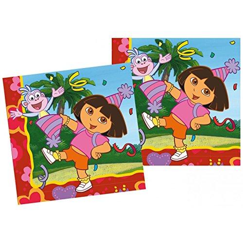 Dora the Explorer Servietten Dora