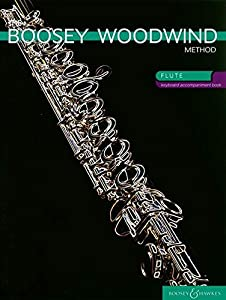 Boosey Woodwind Method, The: Flute Piano Accompaniment