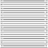 Fondo de Cartón 1,35x 2,5m Policía lineup MUGSHOT fahndung Fondo Fotográfico