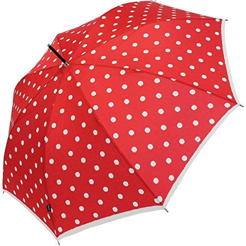 knirps-automatic-stick-long-umbrella-88-cm-dot-art-red