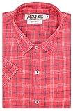 #6: Arihant Men's Checkered Half Sleeves Reguler Fit Cotton Linen Formal Shirts