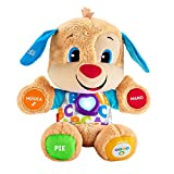 Fisher-Price Perrito primeros descubrimientos, juguete bebé +6 meses...