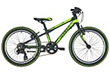 "SERIOUS Rockville 20"" Flash Green 2019 Kinderfahrrad"