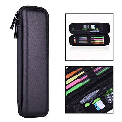 OFKPO EVA Stift Etui,Wasserdicht Bleistifte Tasche Case für Kugelschreiber,Bleistifte