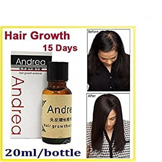 Andrea Hair Loss Serum Product for Unisex, Men, Women Thickening, 20ml. (Pack of 1) by Andrea