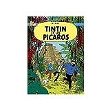 Carte postale album de Tintin: Tintin et les Picaros 30091 (15x10cm)...