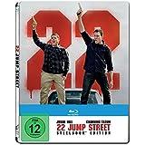 22 Jump Street (exklusives limitiertes Steelbook) Blu Ray + Digital HD Ultraviolet