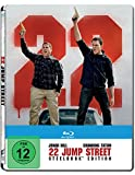 22 Jump Street (exklusives limitiertes Steelbook) Blu Ray + Digital HD Ultraviolet [Blu-ray]