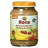 Holle Bio Banane und Kirschen, 190 g