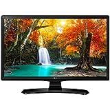 """LG 24MT49VF 24"""" HD Noir écran plat de PC LED display - écrans plats de PC (61 cm (24""""), 250 cd/m², 1366 x 768 pixels, LED, HD, 1366 х 768)"""