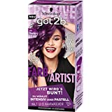 got2b 094Blueberry Lila Color de Artist Color del pelo (3unidades, X 80ml)