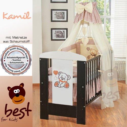Best For Kids – Gitterbett 'My Sweet Baby' - 3