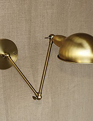 SSBY The Long Arm Of American Industrial-Style Double High-End Decorative Wall Sconce