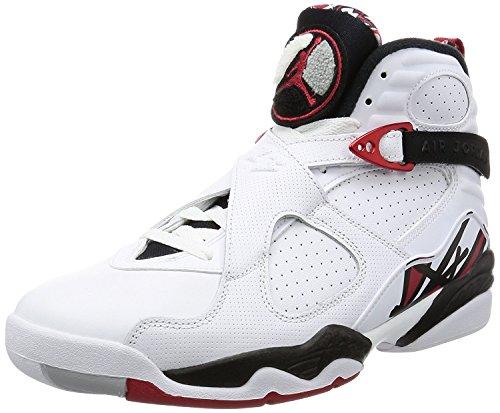 Jordan Nike Men's Air 8 Retro Bugs Bunny Basketball Shoe (14) (Retro 14 Jordan)