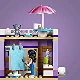 LEGO 41365 Friends Emma's Art Studio Playset, Emma mini-doll Cat Figure and Accessories, Build and Play Toys for Kids