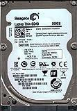 Seagate ST500LM000P/N: 1ej162–037F/W: dem8WU 37500GB