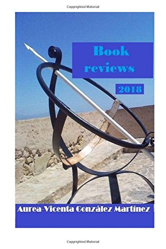 Book reviews 2018 por Aurea-Vicenta Gonzalez Martinez