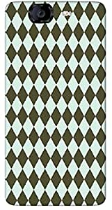 Timpax protective Armor Hard Bumper Back Case Cover. Multicolor printed on 3 Dimensional case with latest & finest graphic design art. Compatible with Micromax A350 Canvas Knight Design No : TDZ-22138