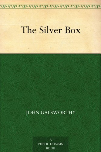 The Silver Box book cover