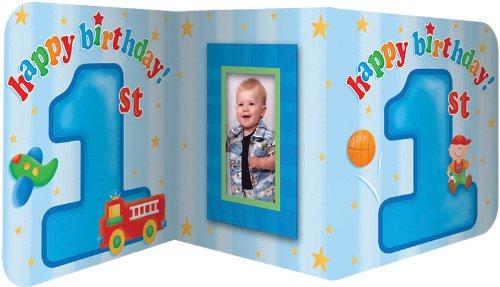 Centre de table Petit camion 1er anniversaire 0073525574738