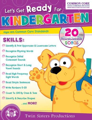 Let's Get Ready for Kindergarten -