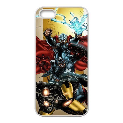 LP-LG Phone Case Of Avengers Marvel For iPhone 5,5S [Pattern-6] Pattern-4