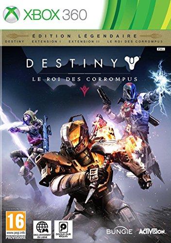Destiny : le roi des corrompus – édition légendaire