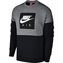 Nike Herren Sportswear Crew Air Fleece Sweatshirt