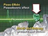 basic-help®-Energie Anhänger 925oo Silber, matt - 6