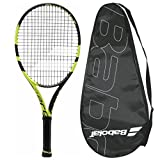 #7: 2016 Babolat Pure Aero Junior 26 Tennis Racquet - Srung with Cover Grip Size 4 4 1 8