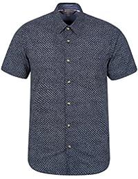 Mountain Warehouse T-shirt Homme Manches courtes Imprimé Résistant lavage Cactus