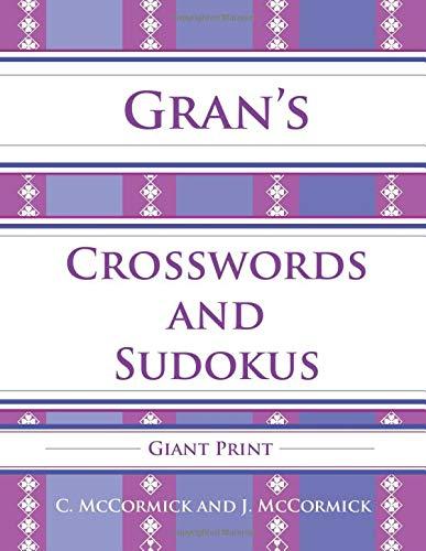 Gran's Crosswords and Sudokus Giant Print (Giant Sudoku Print)