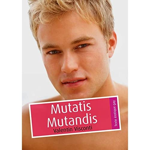 Mutatis Mutandis (pulp gay)