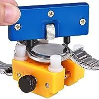 Dowswin saat açıcı Back çıkarıcı Alet saat ayarlanabilir arka taraflar Fall Press Closer çıkarıcı onarım saat gövdesi geri açıcı onarım çıkarıcı tutucu alet