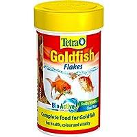 Tetra Fin Goldfish Flakes 100Ml-20G - Fish Food