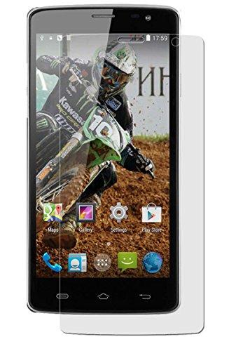 Ulefone Be Pure Lite - 3x Anti-Shock Bildschirmschutzfolie - seidenmatte Premium Folie Antireflex - Antifingerprint - Schutz Folie - Schutzfolie
