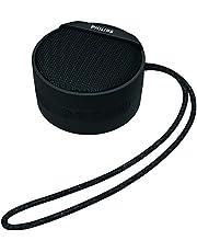 Philips IN-BT40BK/94 Wireless Portable Speaker (Black)