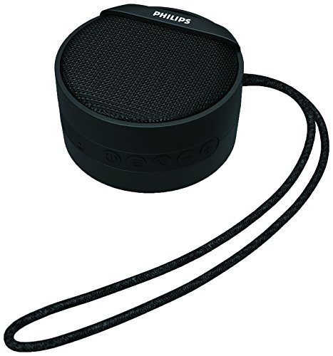 Philips IN-BT40BK/94 Wireless Portable Speaker (Black)