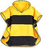 Relags Kinder LittleLife Poncho Biene Handtuch, Mehrfarbig, One Size