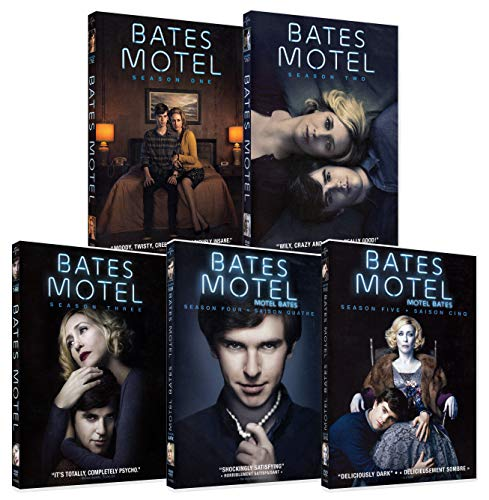 Bates Motel (Complete Seasons 1-5 Collection)
