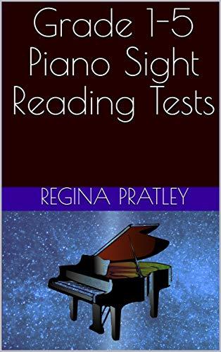 Grade 1-5  Piano Sight Reading  Tests (English Edition)