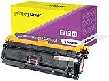 Printing Saver Magenta Toner kompatibel für HP Color Laserjet CM3530, CM3530 MFP, CM3530FS MFP, CP3520, CP3525, CP3525DN, CP3525DX, CP3525N, CP3525X, CP3530, CP3530FS drucker