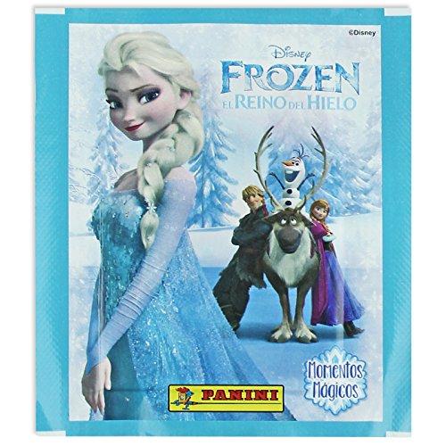 Disney Elsa Anna de La Reine des neiges Olaf Album Panini Enchanted Design Collection Lot de Stickers à collectionner