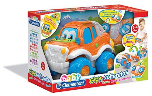 Baby Clementoni - Coche Gipy Volteretas (550715)