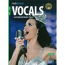 Rockschool: Vocals Grade 1 - Female (Book/Online Audio)